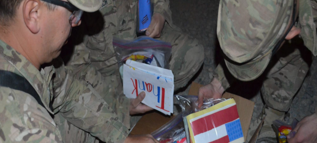 In 2007, Karen Irwin, the wife of a retired Missouri National Guard Soldier, founded Operation Sunscreen-Care Packages for the Troops Foundation, sending […]